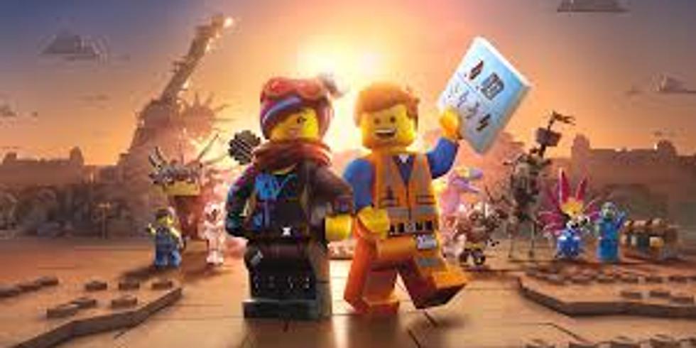 Deckchair Cinema - The Lego Movie