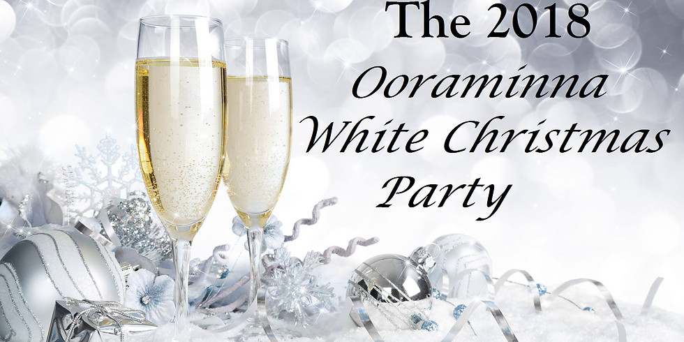 The Ooraminna White Christmas Party 2018