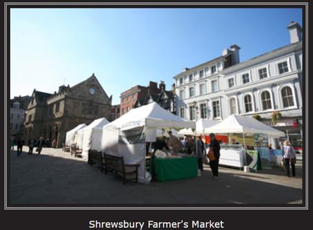 Shrewsbury Square Xmas Market