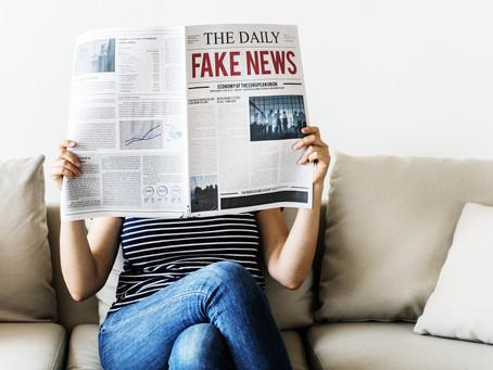 Fake news générés automatiquement via un siteweb