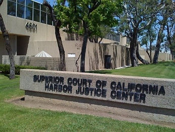 newport beach courthouse