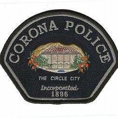 corona police station