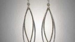 SS Wire Earrings Large