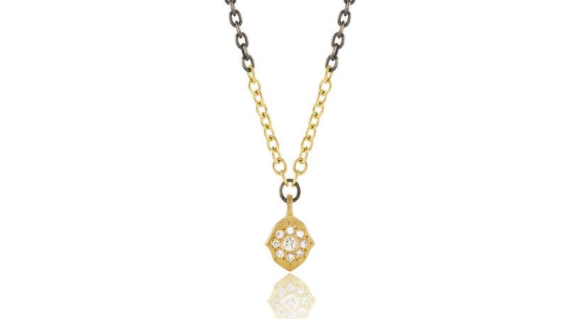 Diamond Grace Pendant
