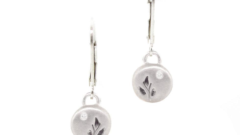 Harvest Diamond Earrings