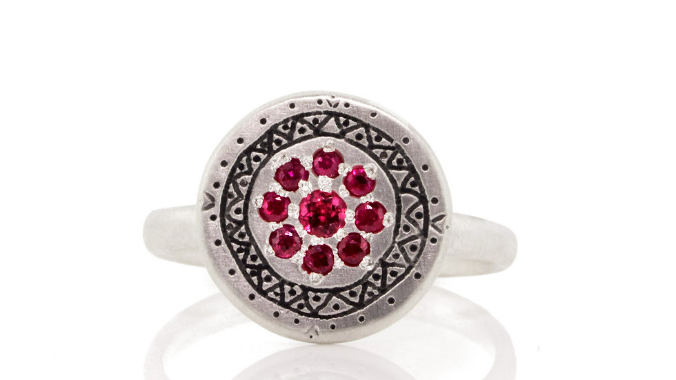 Ruby Memories Ring