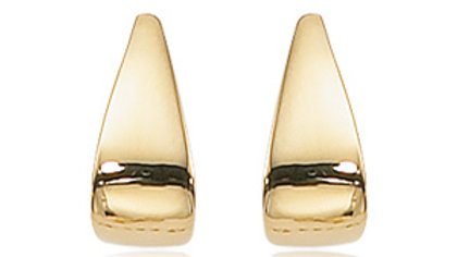 16mm Hoop Earrings