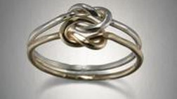 SS/GF Ring Size 7.5