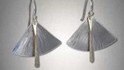 SS/GF Wire Earrings