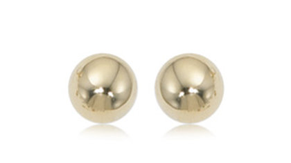 7mm Ball Earrings
