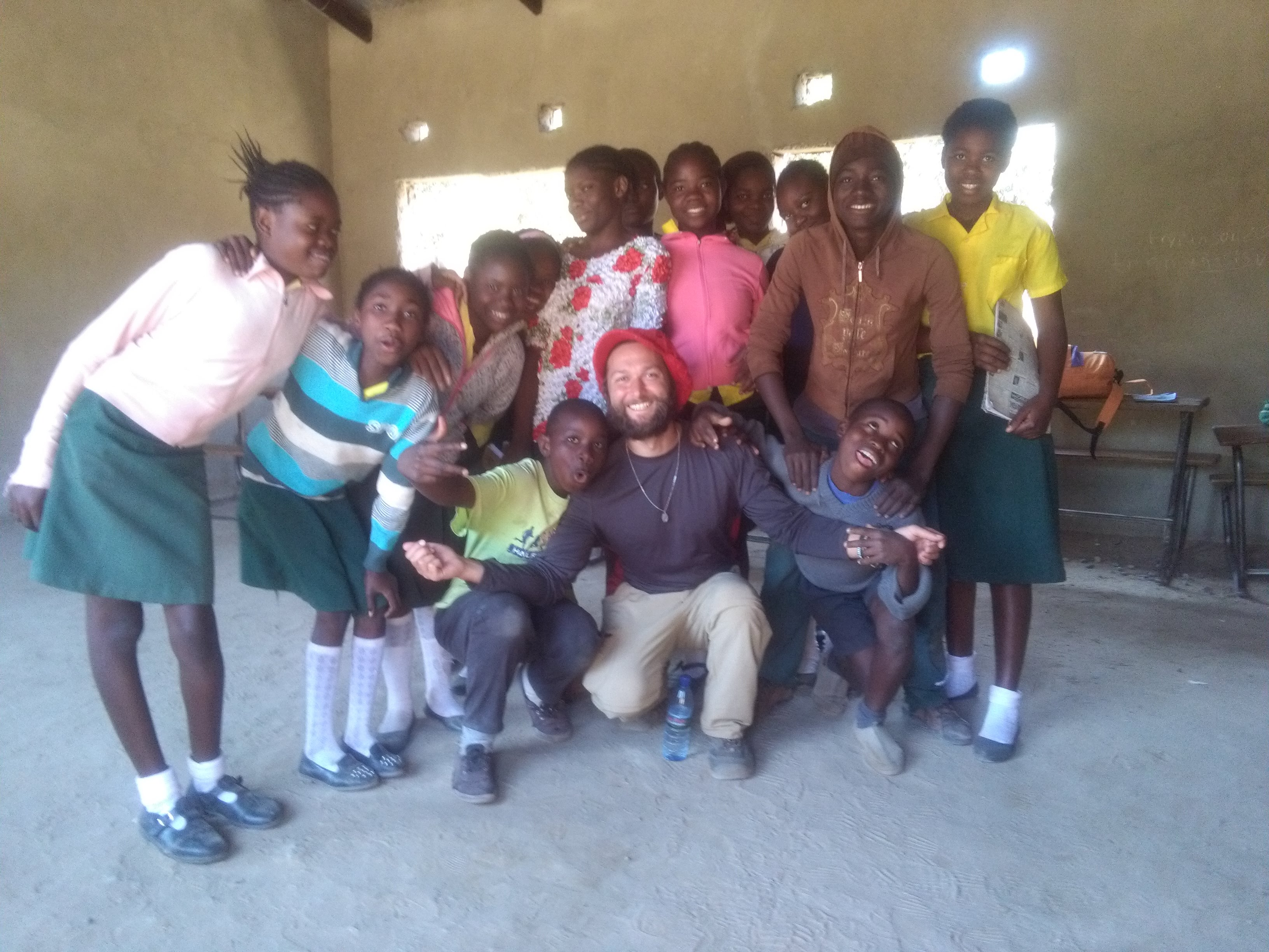 Malota Community School, Zambia