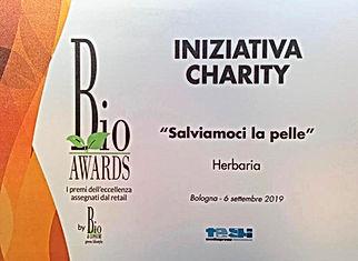 premio bio awards sana bologna 2019niniz