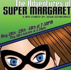 Adventures of Super Margaret