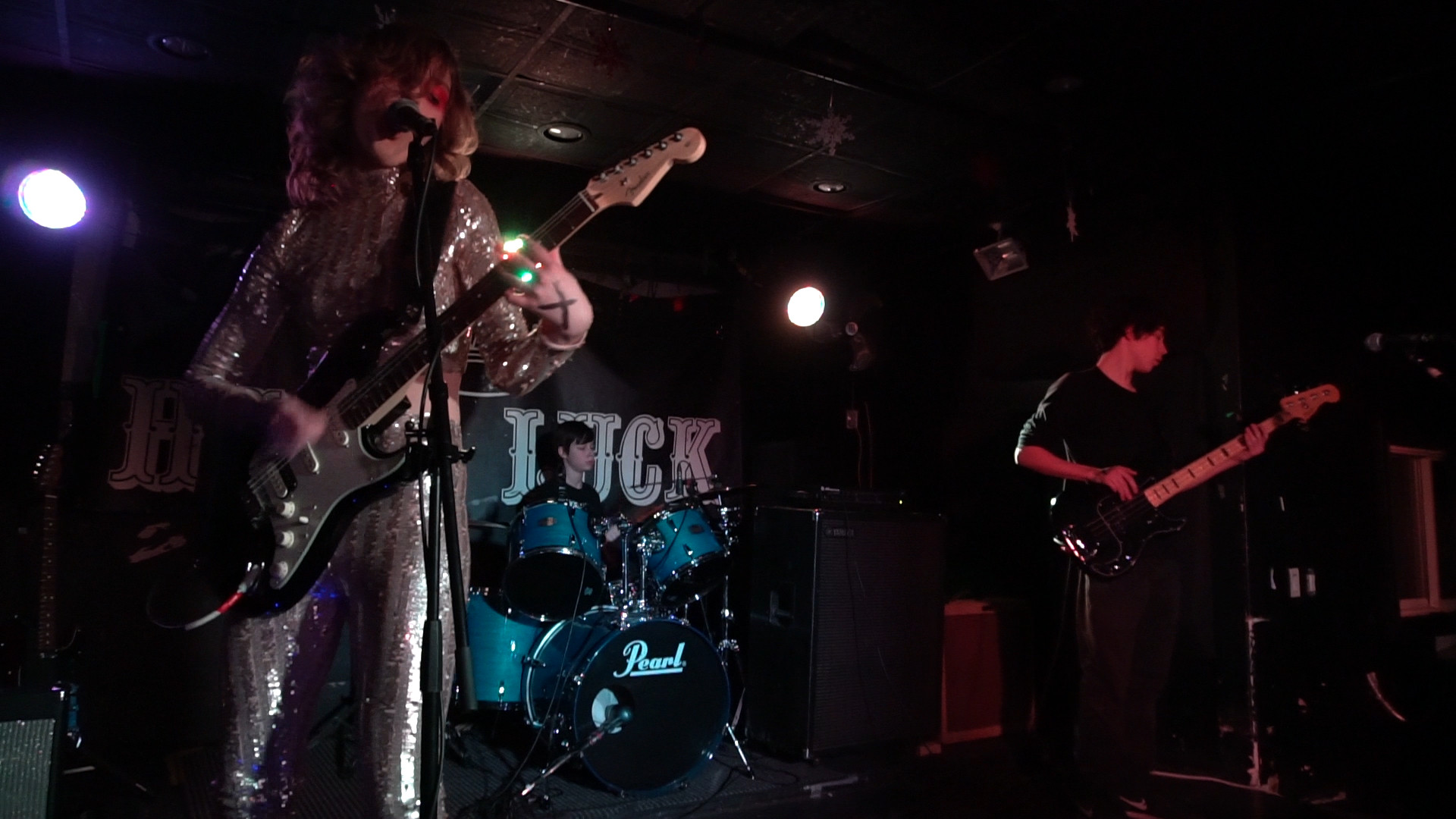 Live at The Hard Luck