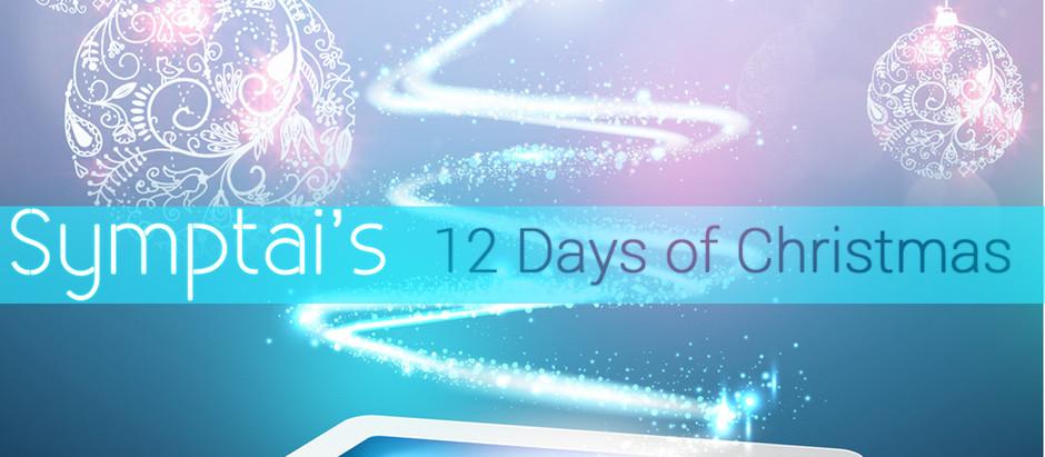 Symptai's 12 Days of Christmas