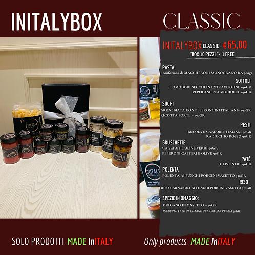 """BOX INITALY """"CLASSIC"""""""