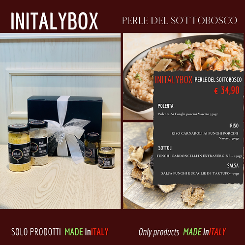 BOX PERLE DEL SOTTOBOSCO