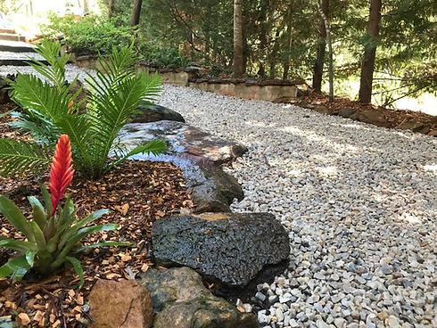 gravel stone and plants.jpg