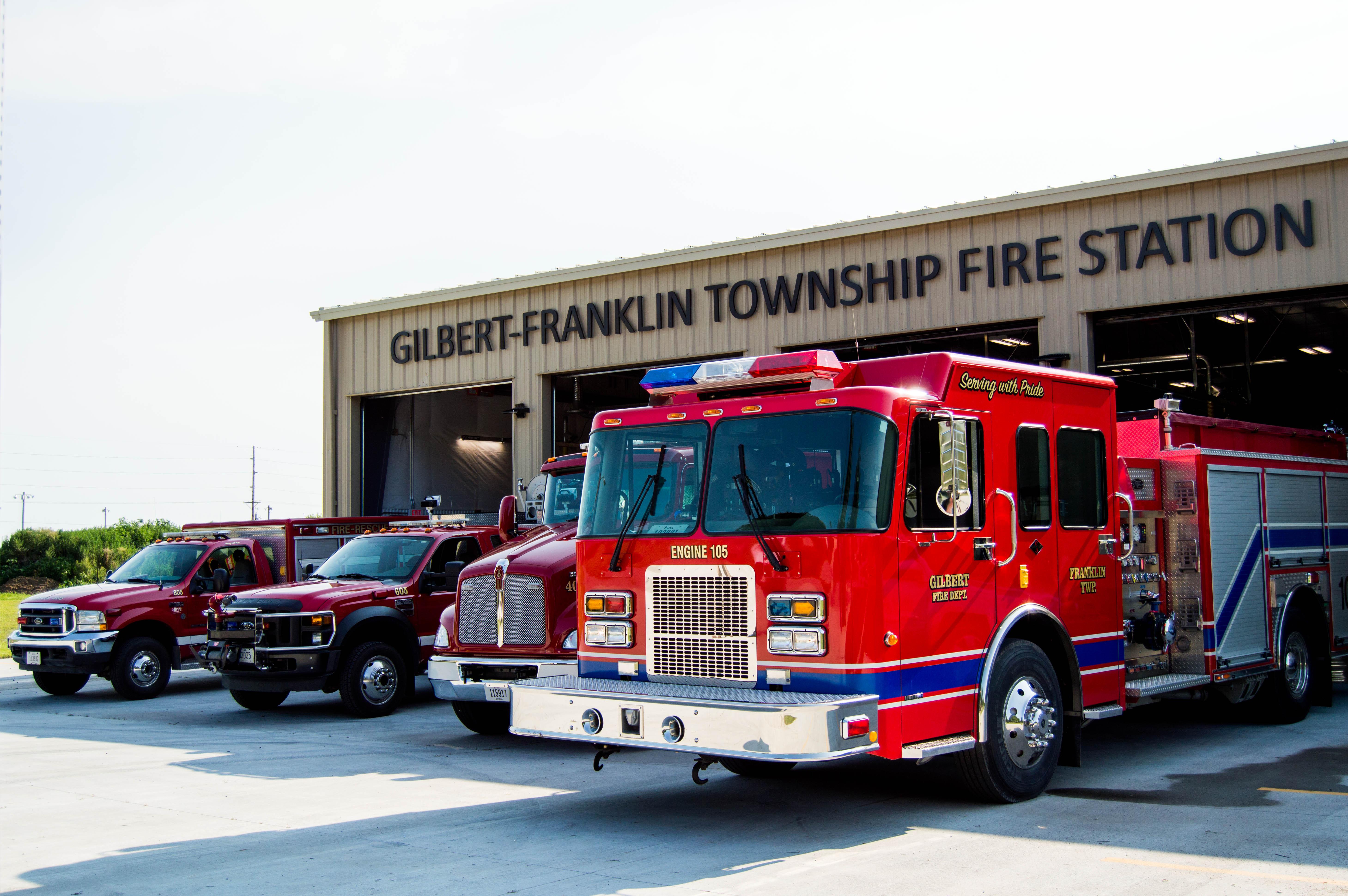 GILBERT- FRANKLIN FIRE STATION