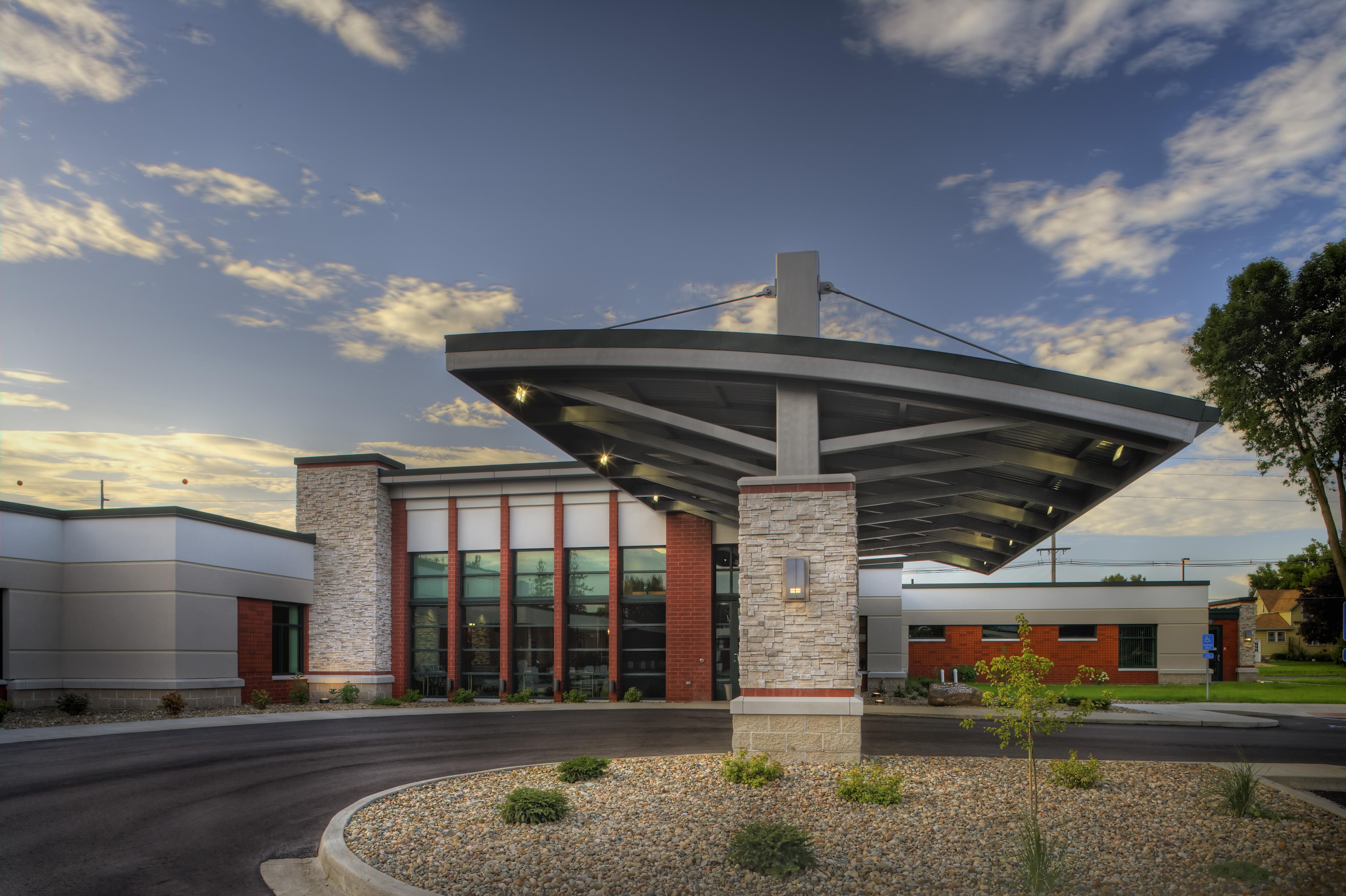 MERCY MEDICAL CENTER - NEW HAMPTON