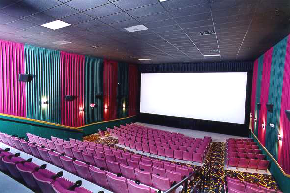CINEMA WEST THEATER