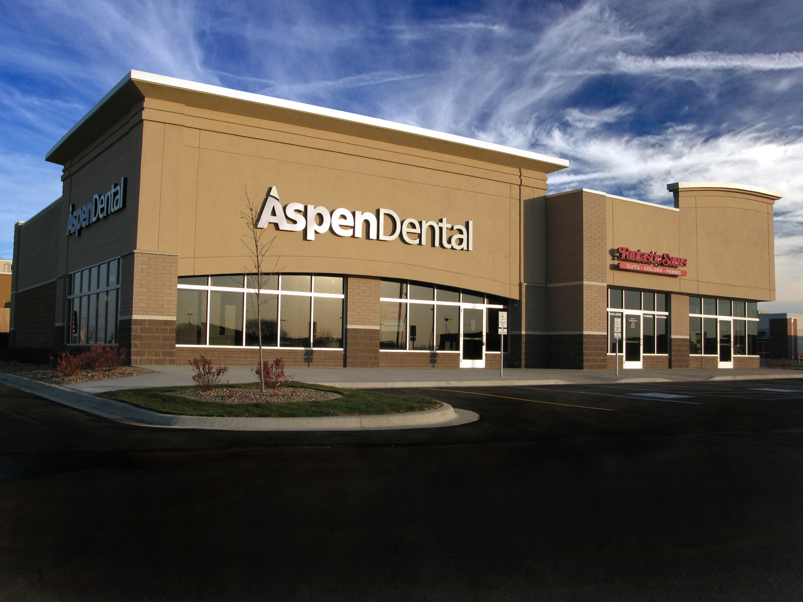 ASPEN DENTAL MULTI-TENANT BUILDING