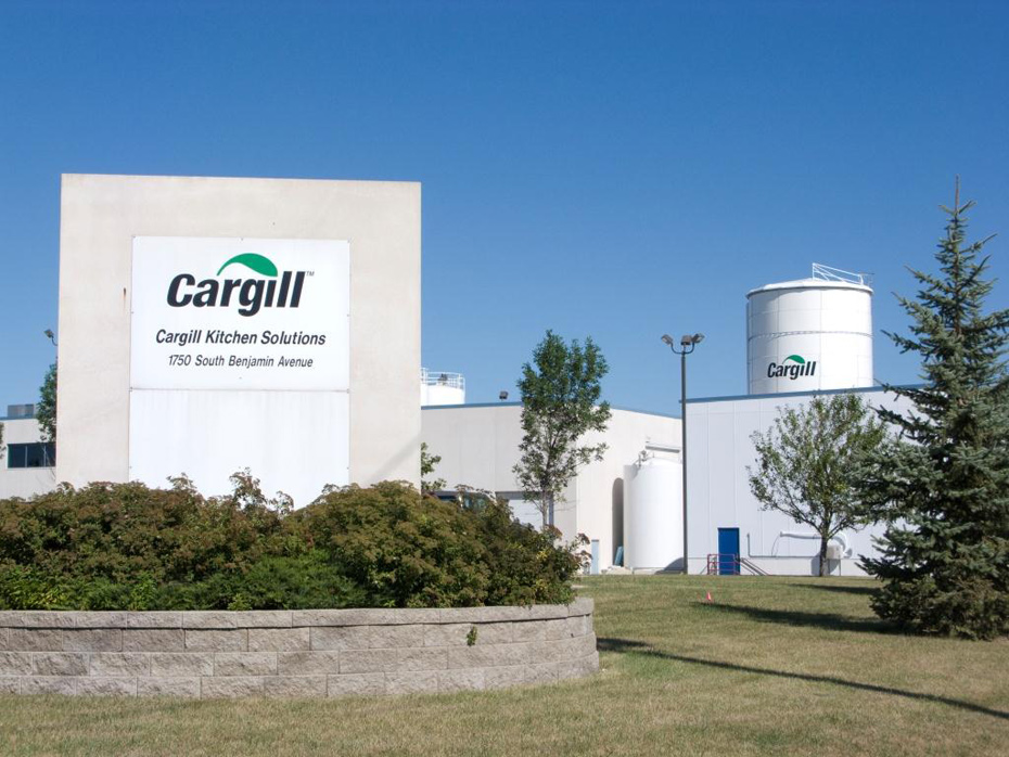 CARGILL KITCHEN SOLUTIONS, MASON CIT