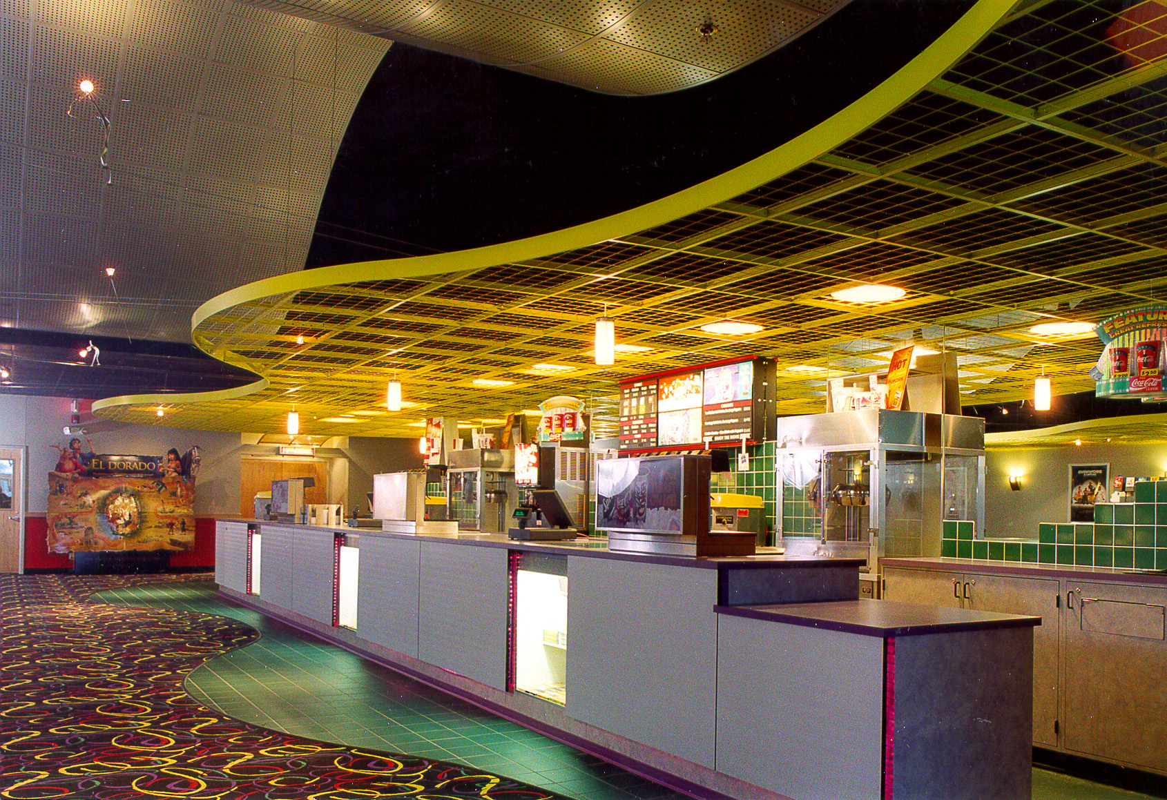 cinema west lobby4