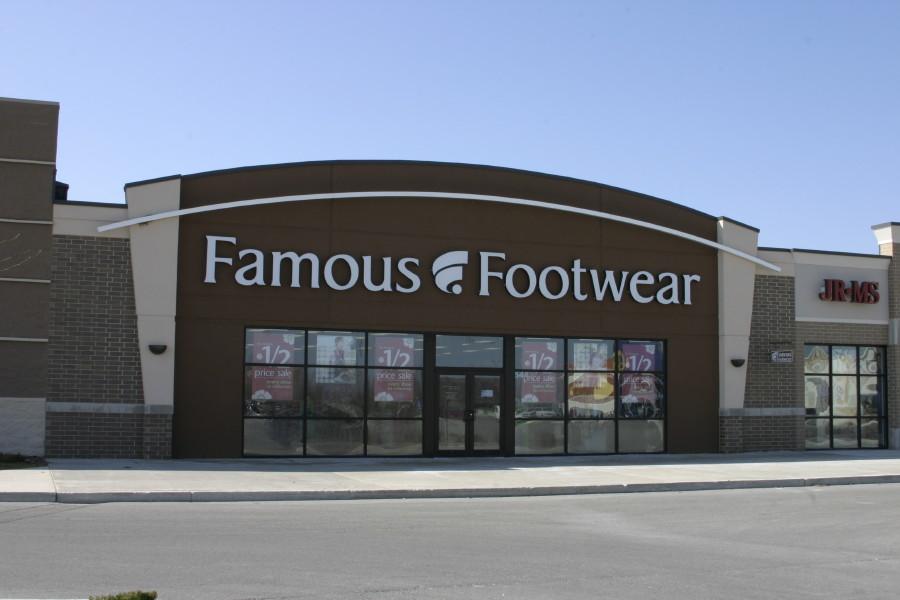 FAMOUSE FOOTWEAR