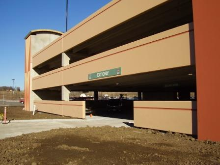 MESKWAKI PARKING GARAGE