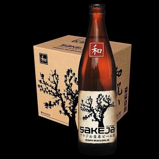Cerveza Sakeja 500 ml