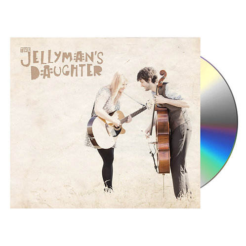 The Jellyman's Daughter - Digipak CD