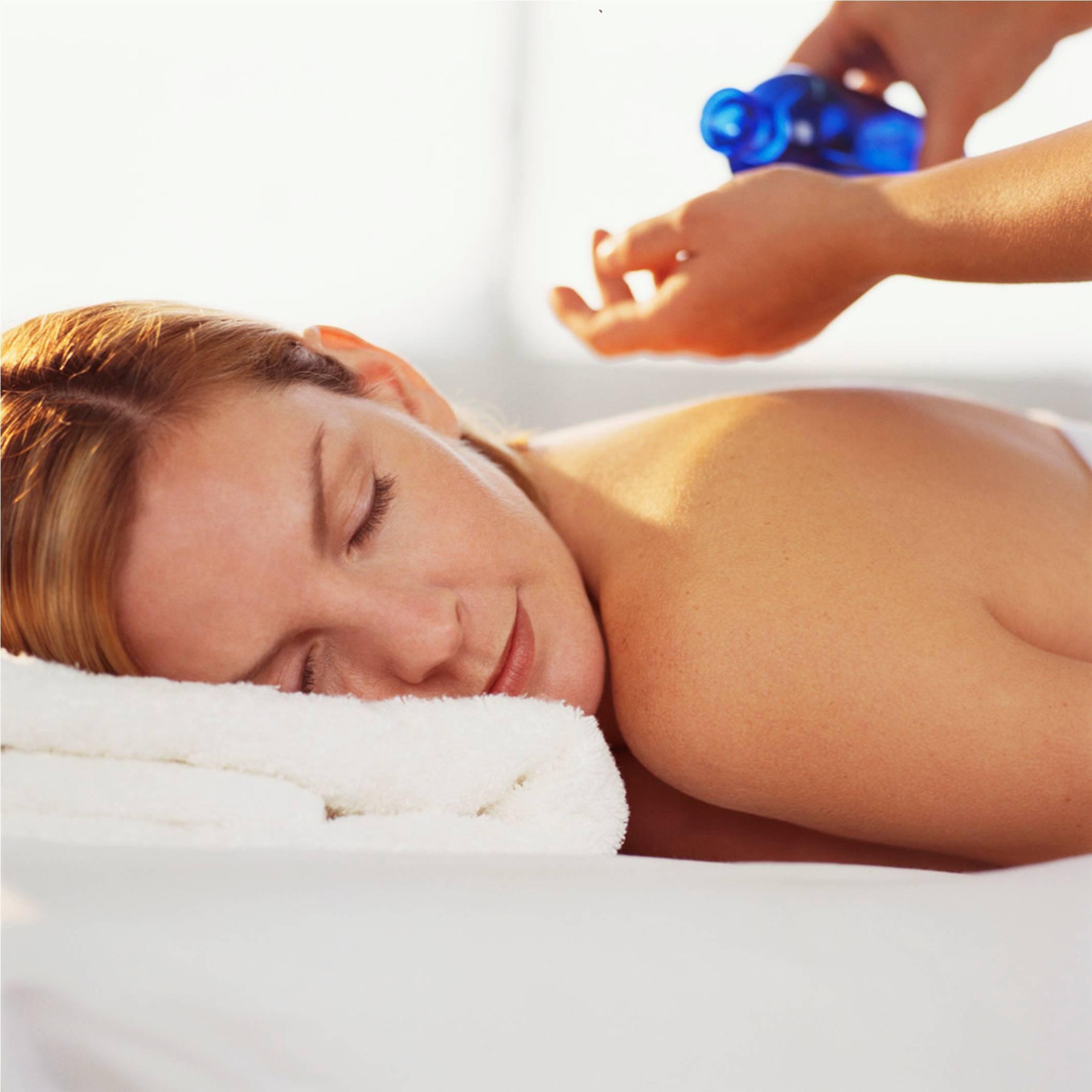 Chakra Colour Massage
