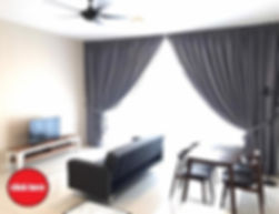 No gimmick, come and exploit our Singapore curtain and blind sales offer, our HDB BTO curtain packages are as low as $288.00. NO matter you are looking for a day, night, or blackout curtains, we have an unrivaled variety of fabrics and materials which you can select on from head to toe. We are sure that the highest quality of the curtains we have at Window Blind Singapore that you ever encounter in Singapore will astonish you.