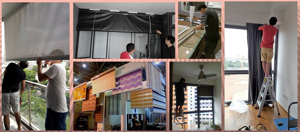 Blackout curtains, office blinds, roller shades? You named it, and we have it. Operated for more than twenty years in this curtain and blind Singapore industry, Window Blind Singapore provide a one-stop solution and reliable services for all types of window coverings for customization.