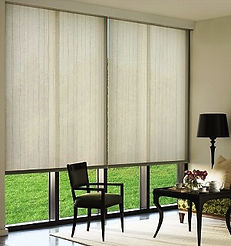 In Singapore, translucent roller blinds are available in plain, textured, and patterned fabrics and they can install in the living room or the dining area. The purpose of doing so is to hide the ugly window panel frames behind and allow natural light to filter through your interior. So you can save your money on electricity by not switching on your ceiling light during day time.