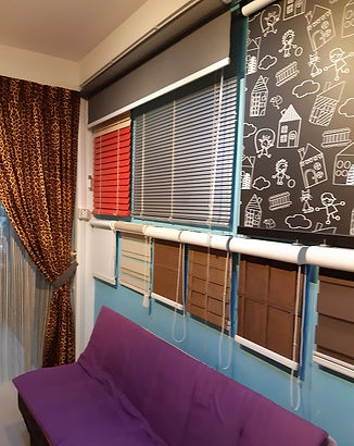 We are Window Blind Singapore, the only window treatment company that offers affordable made to measure curtains and window shades at low cost. Currently, we situated at 594, Geylang Road Singapore, and we have a show office that has several mock-up window coverings on display. Do make an appointment with us.