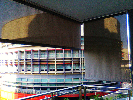 The Important Things You Must Know About Having The Outdoor Roller Blinds In Singapore Balcony