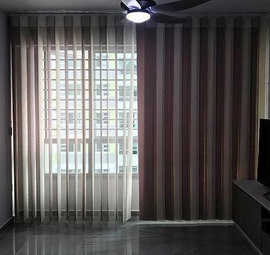 The fabrics of the Korea Smart Unislat Curtains are anti-pollutant coated to prevent the build-up of dirt, dust, and other harmful allergens. Every layer of the slat can be hand-washed or wipe with a cloth. Visit Window blind Singapore now to more information.