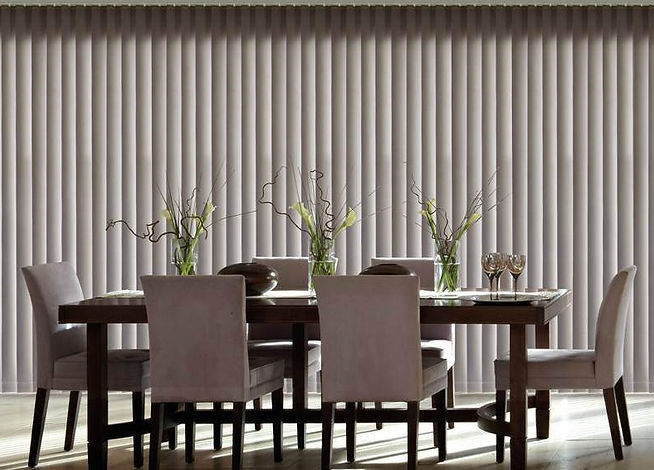 Our vertical blinds in Singapore are the great controller of light and they can either swivel open partially or entirely. Moreover, they create a subtle illusion of higher ceilings, giving your home or office that additional touch of elegance and class.