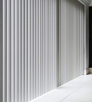 There are always questions about the cost price of our vertical blinds in Singapore. Every single piece of the vertical screen must exceed the minimum square foot of twenty, our imported vertical blinds with polyester slats will charge from $4.50 per square foot onward.