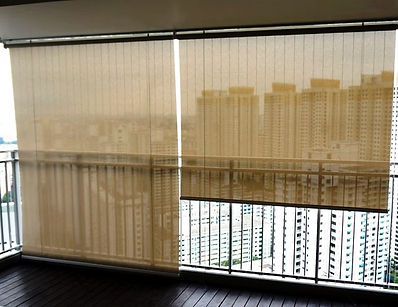 Outdoor Blinds In Singapore