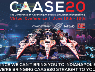 NAFEMS Americas and Digital Engineering are teaming up to present CAASE Virtual Conference