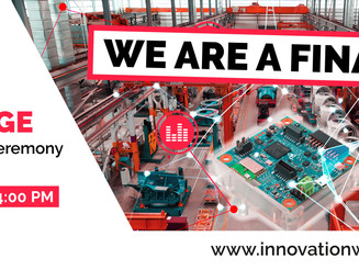 Innovation World Cup Award Ceremony at HANNOVER MESSE