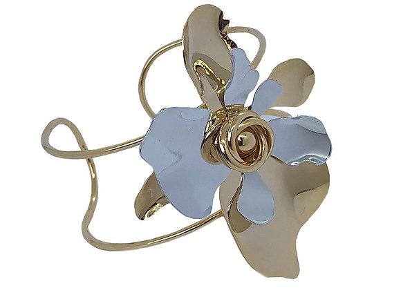 Bracelete flor misty