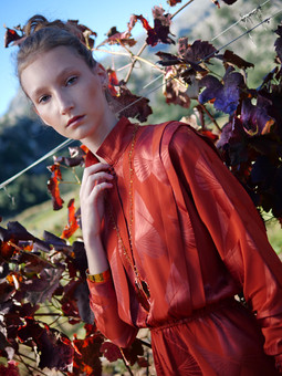Quya Jewelry Red Outfit 3