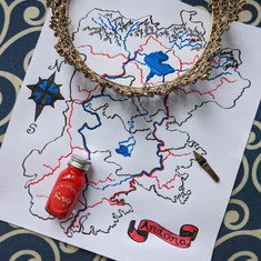 Andona Map Design
