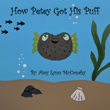 How Petey Got His Puff
