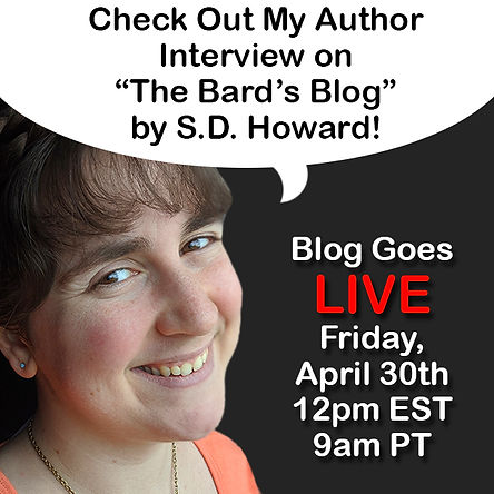 """Link to """"The Bard's Blog"""""""