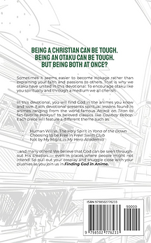 Finding God In Anime Back Cover